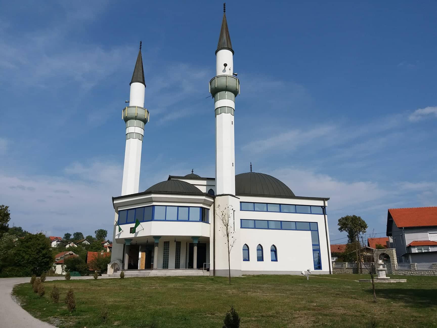 Dubrave Gornje Džamija Orašje